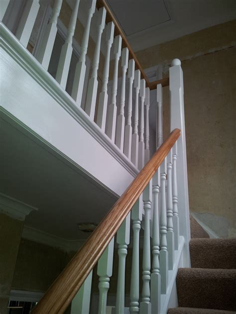 How To Build Handrails Elmswood Carpentry Services 100 Feedback Restoration