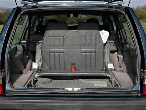 volvo   celebration estate  seats sold car  classic