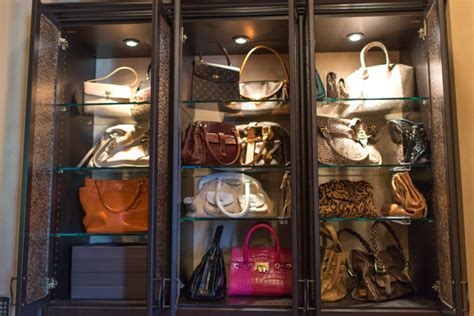 How To Organise Handbags In Closet How To Organize Your Wardrobe Closet Organizing 101