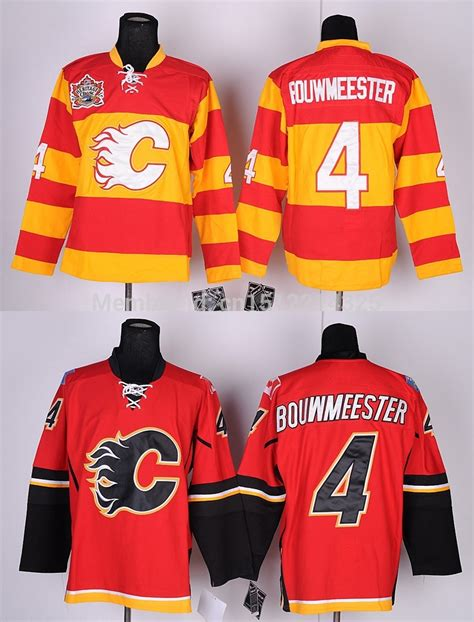 aliexpress nhl jerseys aliexpress com buy free shipping 4 bouwmeester stitched