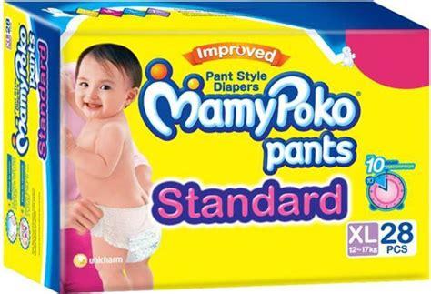 Mamy Poko Xl 17 mamypoko pant system xl 12 17 kg 28 pcs