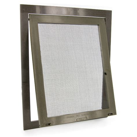 pet screen door by petsafe p1 zb 11