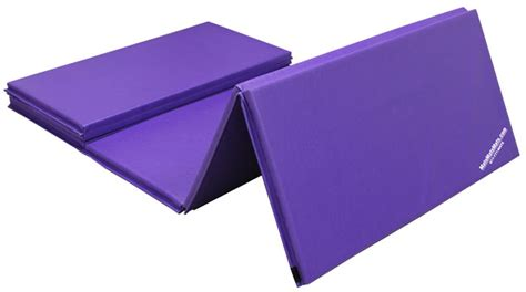 The Purple Mat by Gymnastics Mats Tumbling Mats