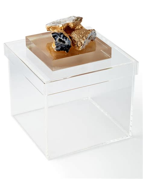 geode box geode large storage box