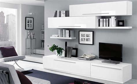 mondo convenienza soggiorni moderni con mobili bianchi