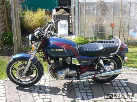 1986 Suzuki Atv 1986 Suzuki Gs 850 G Gs72a