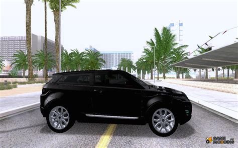 land rover inside view land rover range rover evoque v1 0 for gta san andreas