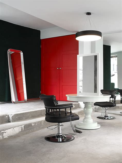 inne design inch hairstudio by inne designinspirationist inspirationist