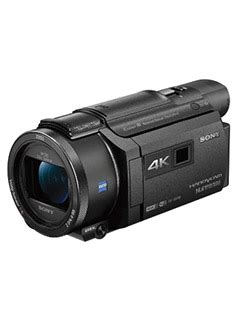 Sony Fdr Axp55 Axp 55 the sony handycam fdr axp55 4k camcorder has a 20x optical zoom lens and built in projector