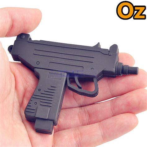 Flashdisk Pistol Usb 8 Gb uzi pistol usb stick 8gb quality submachine gun usb flash