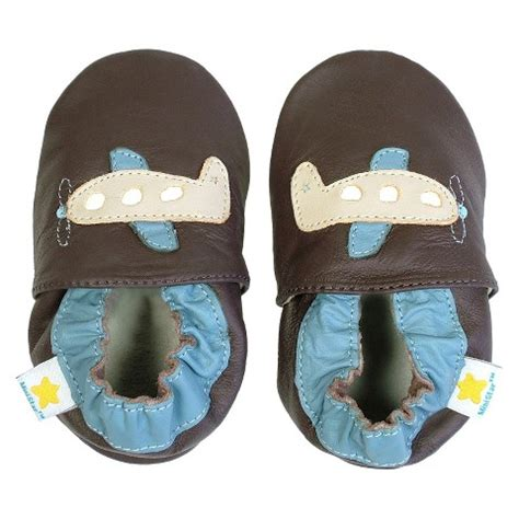 target infant shoes ministar infant boys airplane shoe brown target