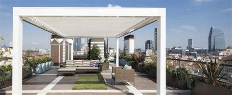 tettoie per balconi tettoie per terrazzi spazipi 249