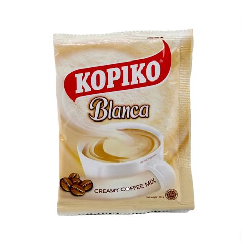 Kopiko Blanca Creamy Coffee Mix UNITOP Online Shopping Mall: Your Budget Friendly Online Store