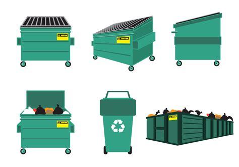 Dumpster Clipart free dumpster vector free vector stock