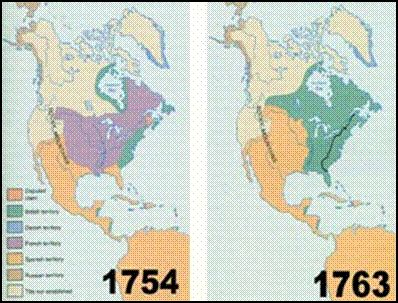 america map in 1754 the beast the and the by joe crews copyright