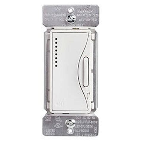 dual dimmer light switch eaton aspire single pole multi location master dimmer