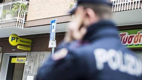 ufficio postale pignataro maggiore rapinata fuori l ufficio postale i 3 della banda fermati