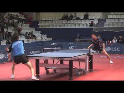 levallois tennis de table tennis de table levallois hennebont mardi 3 novembre