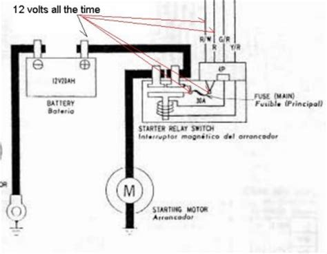 direct wire wiring information wiring and parts diagram
