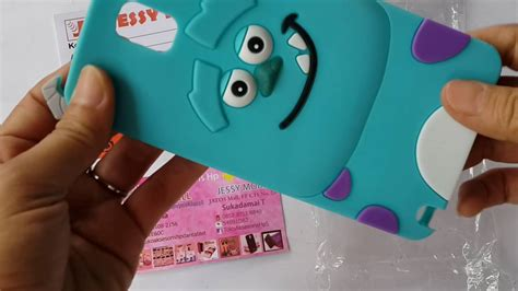 Ber Hp Karakter Lucu casing hp lucu silicone 3d kartun karakter sulley hp sulley soft sulley