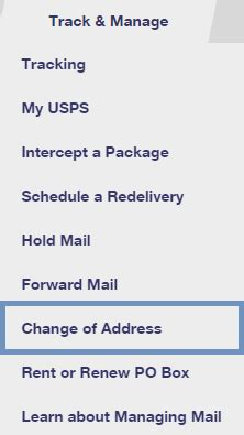 Post Office Forwarding Address Search Usps Change Of Address Forward Mail
