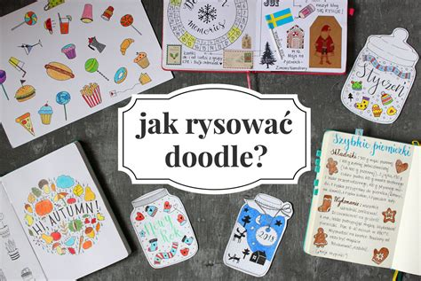 doodle co to znaczy zimowe doodle czyli bardzo łatwe rysunki się rysuje