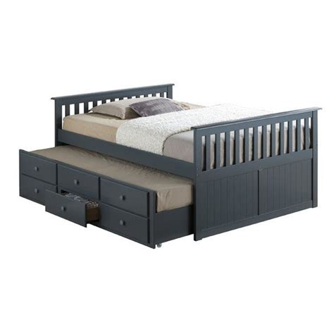 pin  sarah wolf  ezras room full bed  trundle