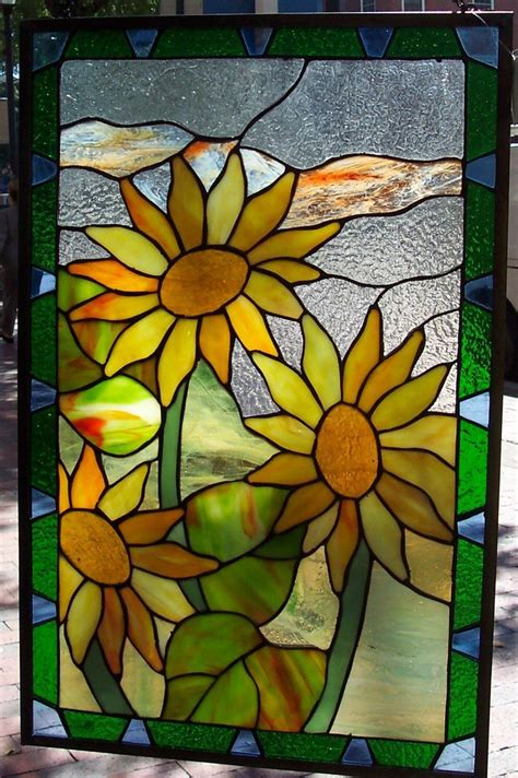 stained glass ls amazon amazon com stained glass window panel 22 x 13 9120