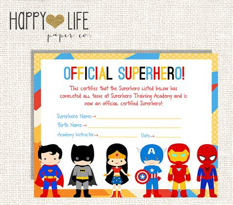superhero training c game printable by myhappylifedesigns