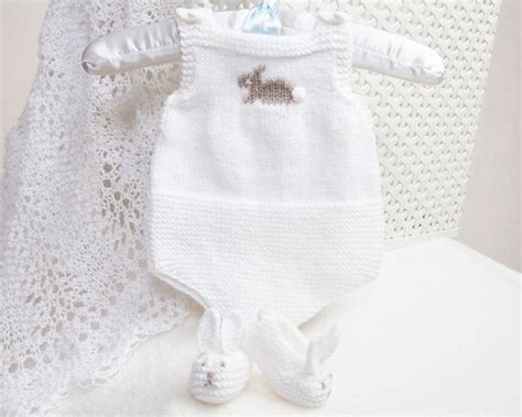 knitting pattern newborn romper knitting pattern premature baby romper by angela9449217501