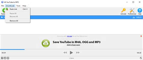 download mp3 youtube paste link download 4k youtube to mp3 3 3 5 build 1797