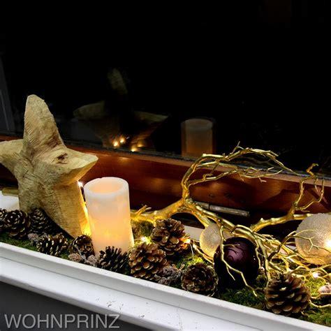 Weihnachtsdeko Fensterbank Mit Beleuchtung by Bastian Der Wohnprinz Wohnblogger Im Videoformat