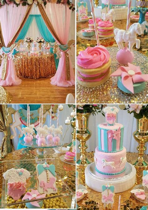 Glitter Baby Shower Theme by 846 Best Carousel Ideas Images On