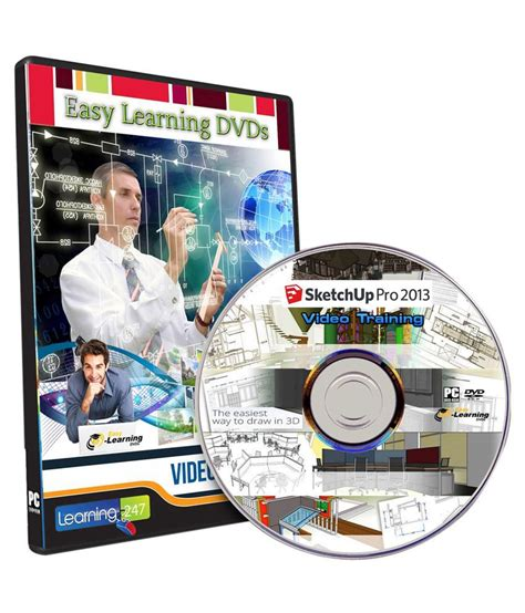 google sketchup tutorial dvd learn google sketchup pro 2013 video tutorial training