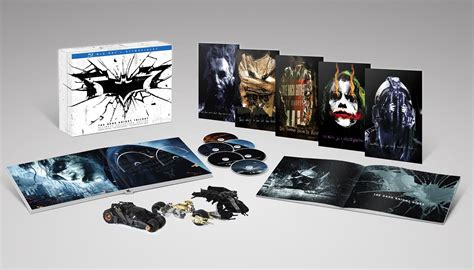 Hr The Baron Collector S Edition the trilogy 6 disc ultimate collector s edition set debuts september 24th