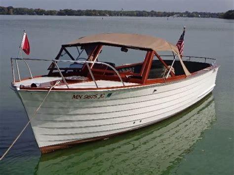 boat dealers minnetonka mn 1961 chris craft sea skiff utility power boat for sale