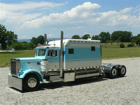 Extended Sleeper Cab by Extended Sleeper Peterbilt Car Truck Scale Models Peterbilt Models And