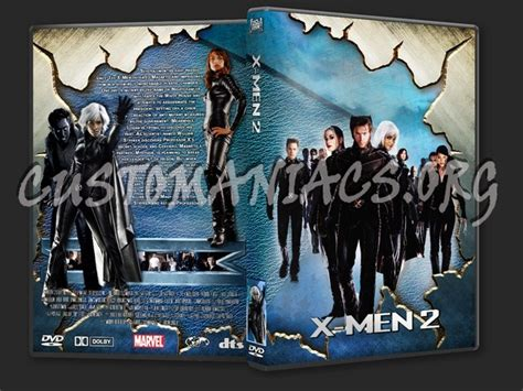 Exhibition In Marvel At The Ancient Twentieth Century Consoles by X 2 Dvd Cover Wallpaper