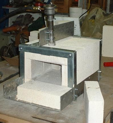 Building A Small Home Forge Building The Forge Part 2