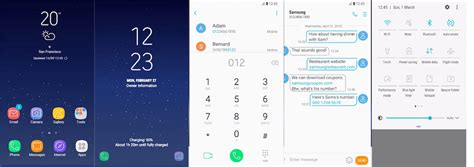 samsung ui themes themes thursday take a look at this week s five best new