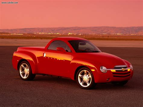 chevrolet truck car cars 2003 chevy ssr convertible truck picture nr 18418