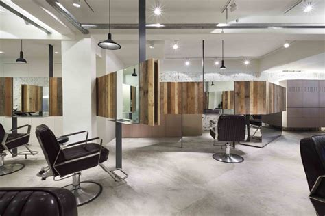 salon studio layout essential hair salon by kc design studio taipei 187 retail