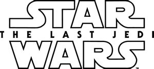 Kaos Starwars Logo Wars The Last Jedi Tag Gildan Premium Cotton wars the last jedi logo vector eps free