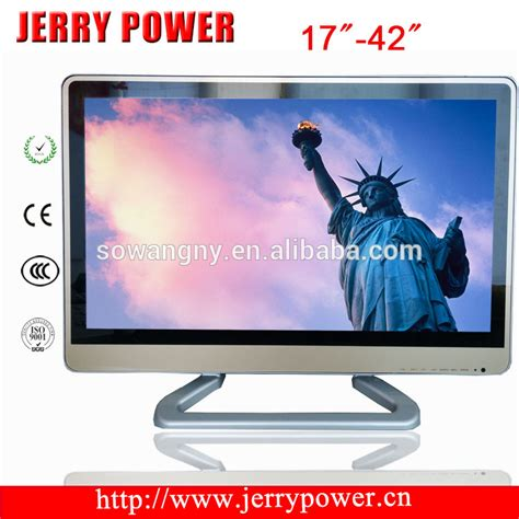 Tv 21 Inch China jr lh20 cheap 21inch flat screen tv wholesale dled tv 32 inch television televisions