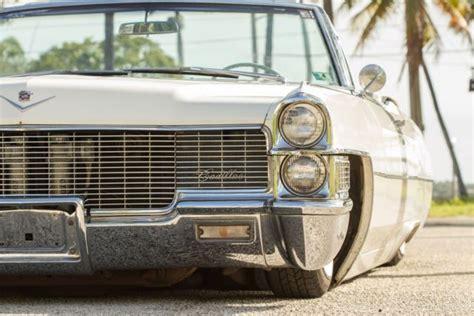 1965 cadillac lowrider 1965 cadillac convertible air ride bagged lowrider