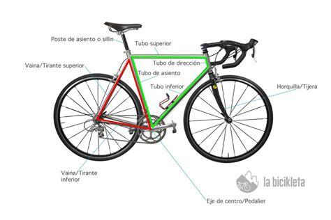 cuadros de bici conoce el cuadro de tu bicicleta la bicikleta