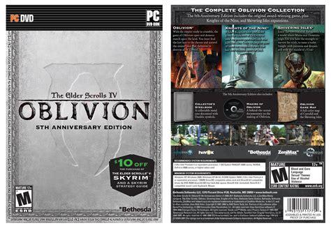 Edition Of One by Elder Scrolls Iv Oblivion 5th Anniversary Edition