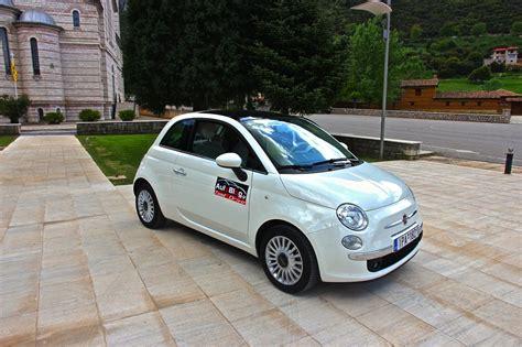 Fiat 500 Test Drive by Test Drive δοκιμάζουμε το Fiat 500 Twinair Autoblog Gr