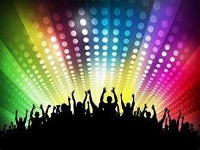 Party Lights Song Party Backgrounds Wallpaper Cave