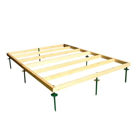 Timber Shed Base by Blooma Wooden Shed Base Blooma